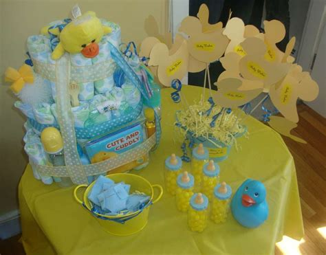 rubber ducky baby shower ideas photo 2 of 39