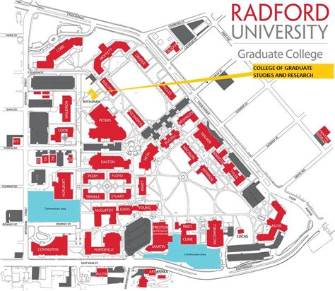Radford Mba Admissions by College Of Graduate And Professional Studies Radford