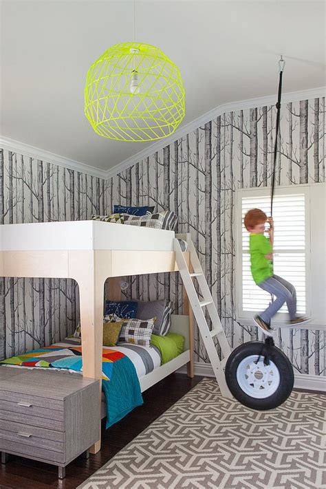 Cool Things To In Bedroom by 25 Cool Kids Bedrooms That Charm With Gorgeous Gray
