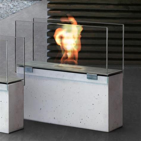 ethanol feuerstelle outdoor conmoto muro gro 223 in outdoor feuerstelle aus