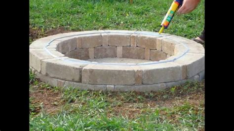 Step By Step Build Your Own Pit The Garden Hose Step By Step Build Your Own Pit Outdoor Decorations