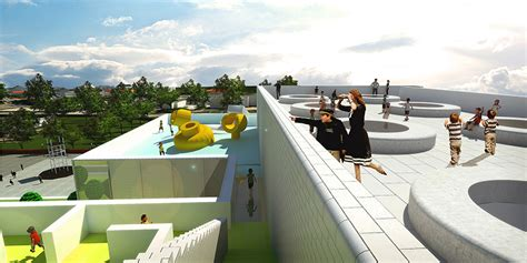 Home Zone Design Guidelines by Big Designed Lego House Takes Shape In Denmark