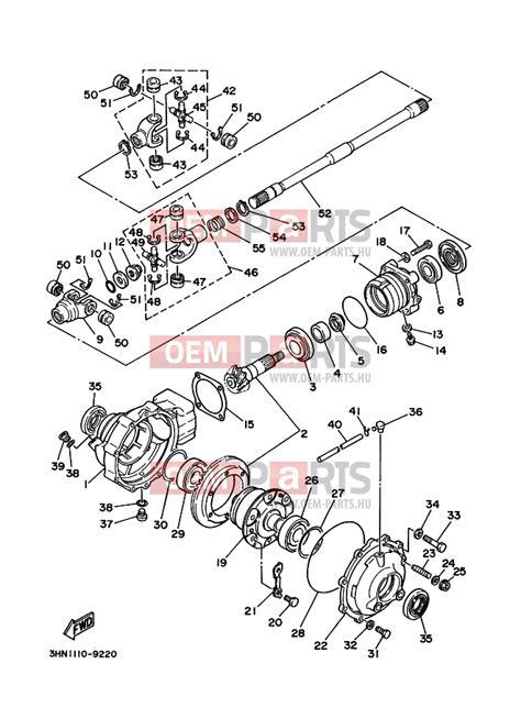 yamaha blaster transmission diagram wiring diagrams