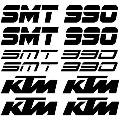 Ktm 990 Smt Aufkleber wandtattoos folies ktm 990 smt aufkleber set