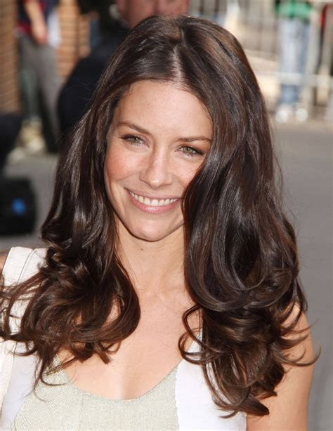 lilly hair evangeline lilly hair makeup pinterest style