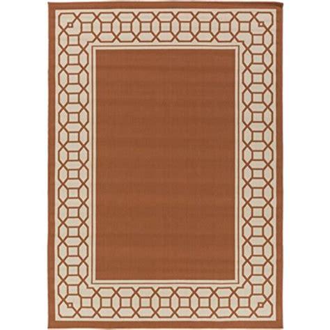 orange throw rug 2 x 3 mesopotamian bounds husky orange and antique white area throw rug b00vsnodem