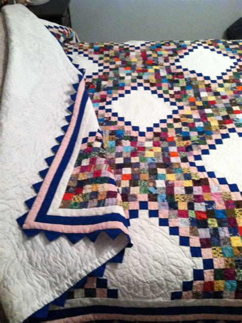 Patchwork Quilt Meaning - 53 best chain quilts images on quilting
