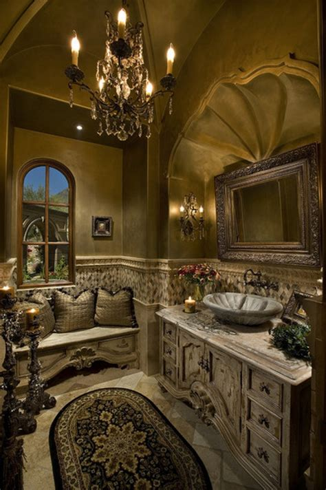 tuscan bathroom designs ideas about d on cabinet wonderful