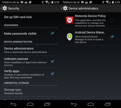 how to remove a virus from your android phone or tablet android root - Android Device Administrator