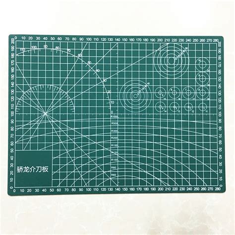 Patchwork Cutting Mats - a3 a4 a5 pvc cutting mat durable self healing self