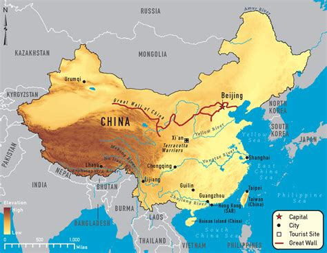 map of ancient china ancient china map map3