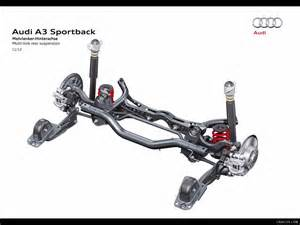 2013 audi a3 sportback s line multi link rear suspension