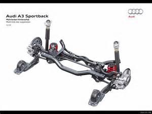 Audi S Line Sports Suspension 2013 Audi A3 Sportback S Line Multi Link Rear Suspension