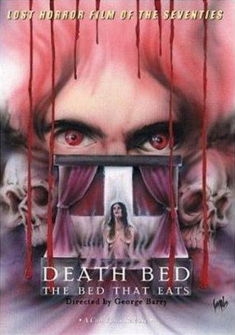 deathbed the bed that eats quot death bed the bed that eats quot bloody good horror