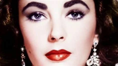 imagenes de ojos violetas the eyes of elizabeth taylor ochi chernye youtube