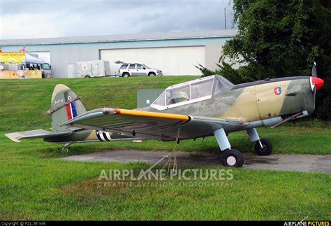 New Garden Flying Field by N48250 De Havilland Canada Dhc 1 Chipmunk At