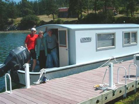 carolina skiff houseboat for sale carolina skiff houseboat shantyboatliving