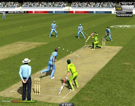 for cricket cricket revolution cricket web