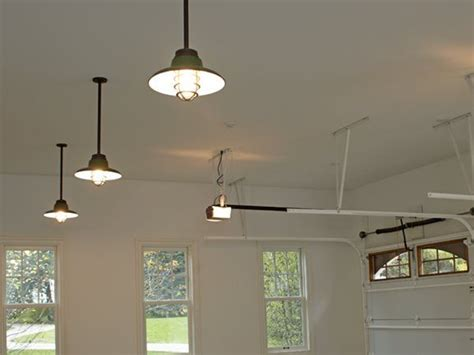 Garage Ceiling Light Fixtures Interior For Garage Lighting Pinteres