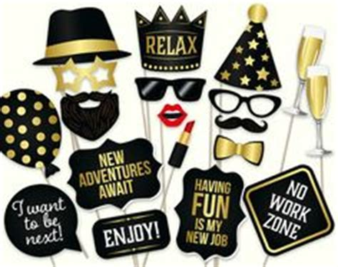 printable retirement photo booth props 1000 ideas about retirement party decorations on