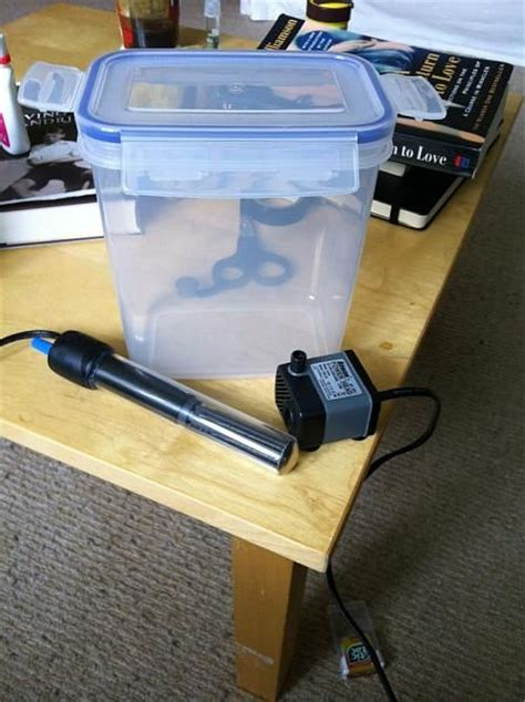 membuat filter canister aquarium canister material parts aquariums pinterest canisters
