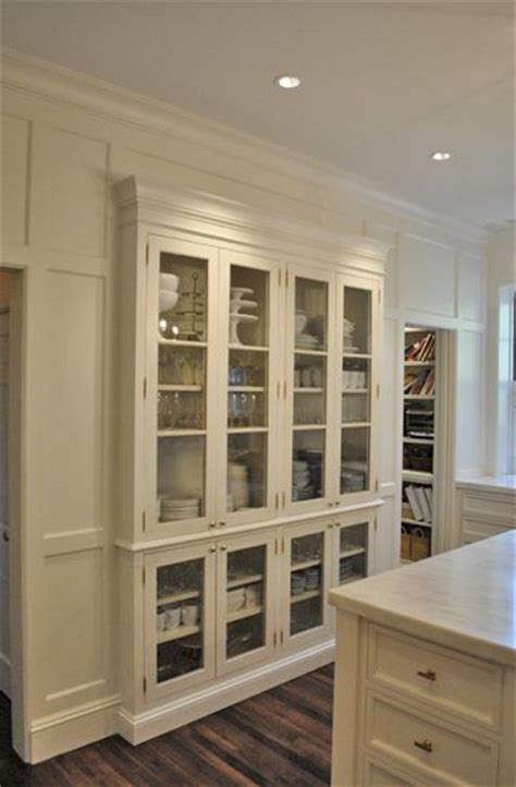 built in cabinet for kitchen built in hutch i really prefer this to traditional