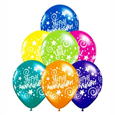 Wedding Anniversary Balloons happy anniversary balloons pictures to pin on