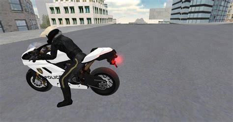 Motorrad Simulation by Police Motorbike Simulator 3d Apk Download Free