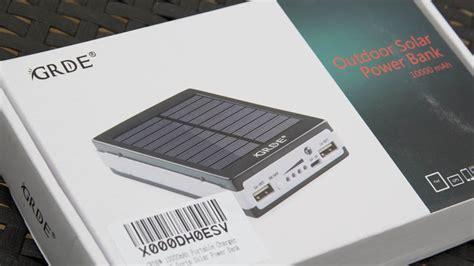 solar power bank test g 252 nstigste solar powerbank grde im test techtest