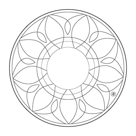 mandala coloring pages beginner 25 best ideas about simple mandala on simple
