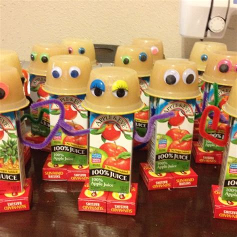 treats for school robot snack im so gonna make this once keagan is in