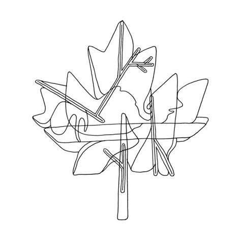 canadian leaf coloring page 167 best images about canadian maple leaf colouring pages