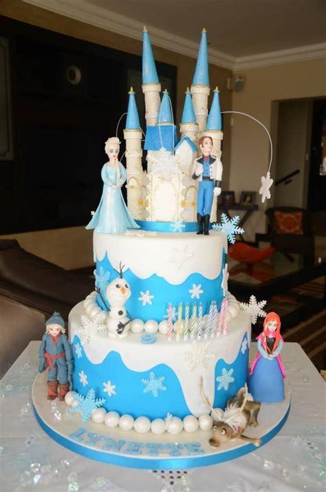 walt disney frozen cake cakeboys cake designers  alberton johannesburg area