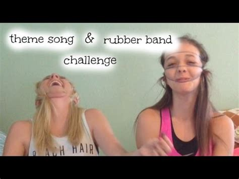 theme music university challenge theme song rubber band challenge ally brooke youtube