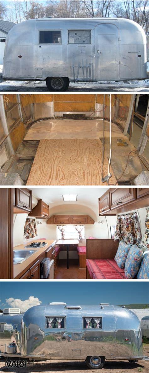 travel trailer restoration ideas best 25 airstream restoration ideas on pinterest travel