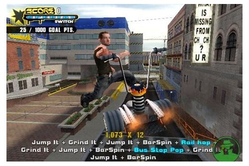 tony hawk underground 2 ps2 download