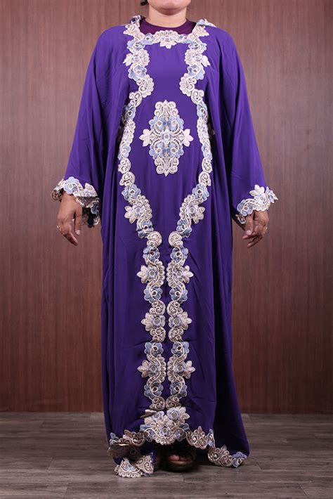 Moroccan Handmade - moroccan handmade caftan colorful embroidery dubai by