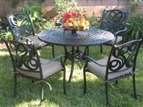 Tubular Aluminum Patio Furniture by 1000 Images About Cast Tubular Aluminum Outdoor