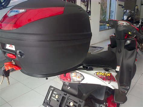 Tentang Suzuki Satria Fu150 Tambahan Sedikit Tentang Suzuki Nex Dengan