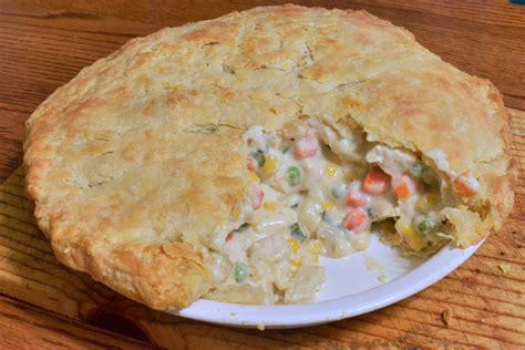 recetas de cocina americana receta de chicken pot pie pastel de pollo americano
