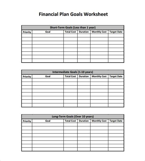 best solutions of 6 free personal development plan templates excel