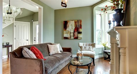 parete verde interni pareti verdi per interni tonalit 224 trendy e muri