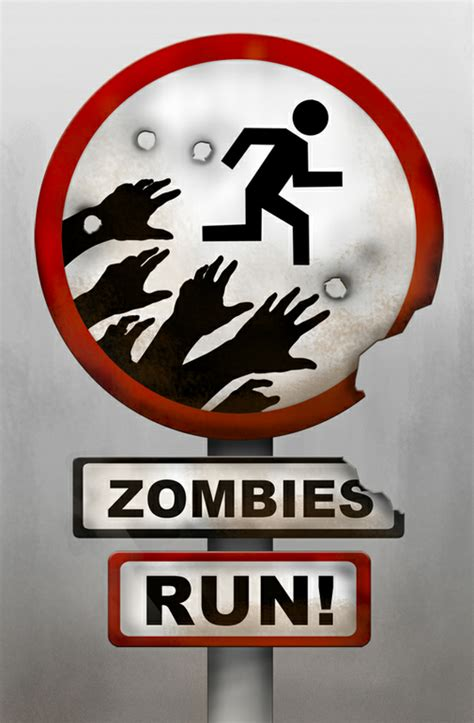 Zombies Run To 5k by Naomialderman Zombies Run
