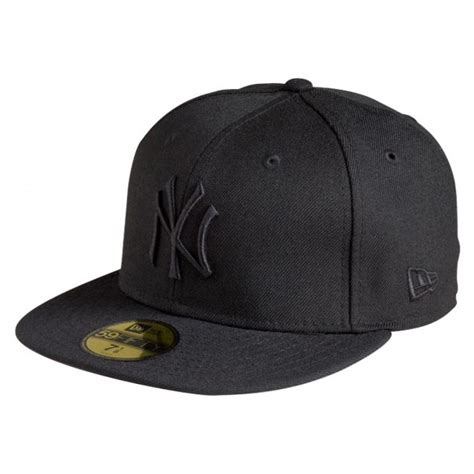 new cap era new era new york yankees 59fifty black cap