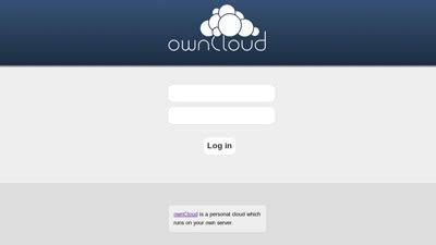 membuat server icloud cara membuat cloud storage sendiri tkj lab