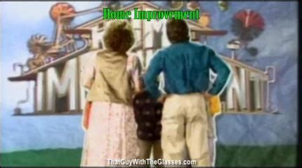 theme lyrics home improvement channel awesome