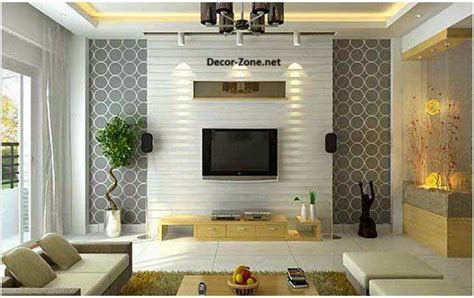 Living Room Tv Area Ideas Living Room Wallpaper 15 Ideas And Designs For Inspiration