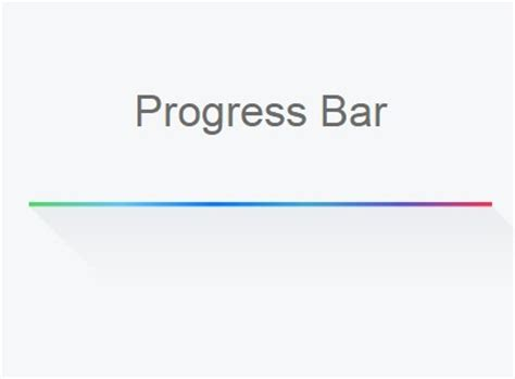css div layout exles ios style gradient progress bar with css css3 css