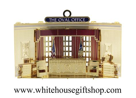 white house gold room the rooms of the white house ornament collection is an