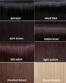 shades of hair color shades of black hair color chart hairstyle foк